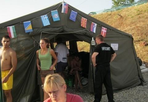 Завршен Међународни камп Бован 2012