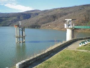 Ускоро ремонт бране на Бованском језеру