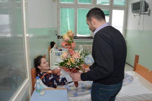 Čedomir Rakić obišao prvorođenu bebu u ovoj godini