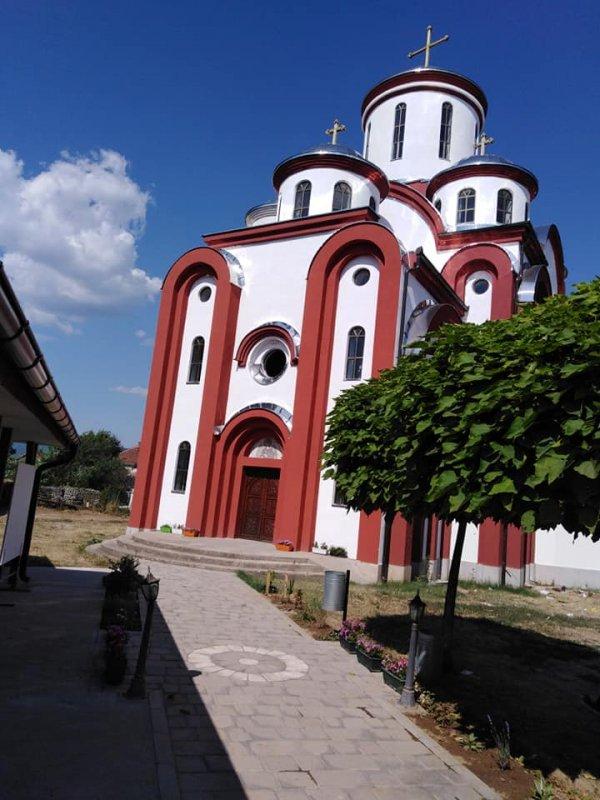 За прославу славе Светог Архангле Гаврила припремљен богат дводневни културно-уметнички програм