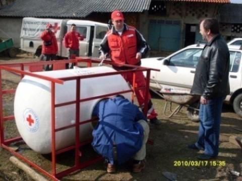 Радно-едукативни састанак Црвеног крста Србије у Липовцу