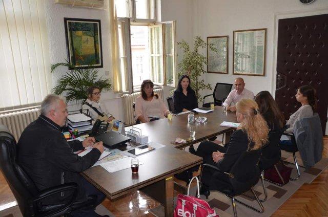 Председник општине примио делегацију међународне организације UN Women
