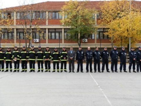 Donacija iz Slovenije za dan vatrogasaca