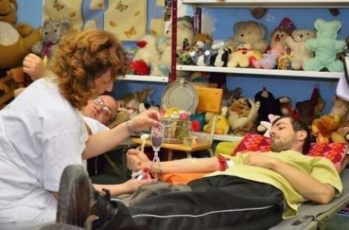 Несташица крви у Алексинцу, ванредна акција давања крви