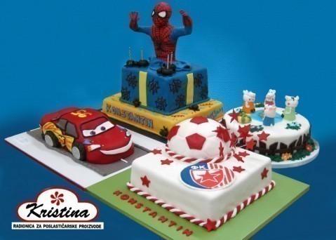 Kristina,proizvodnja torti ,kolaca i slanog posluzenja