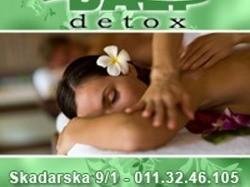 Profesionalna masaza i detoksikacija organizma