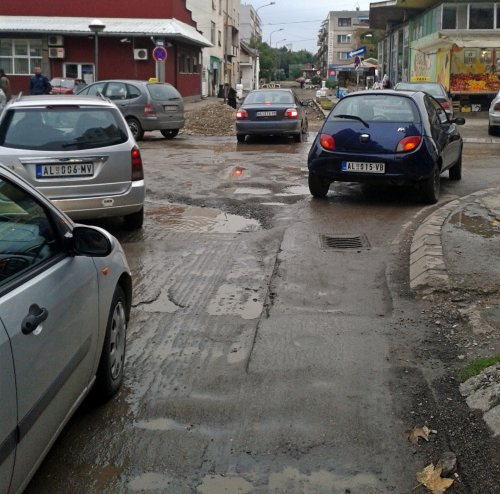 Ugovor za radove u ulici Dušana Trivunca