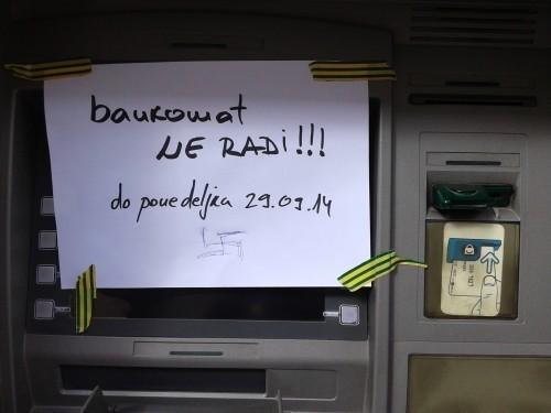 Критике на рачун Комерцијалне банке у Алексинцу