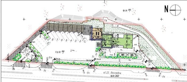 Komisija za planove odbila novi urbanistički plan glavne autobuske stanice