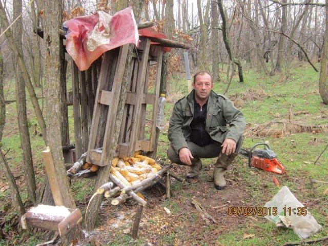 Gaga lovočuvar vodi najtežu bitku u životu