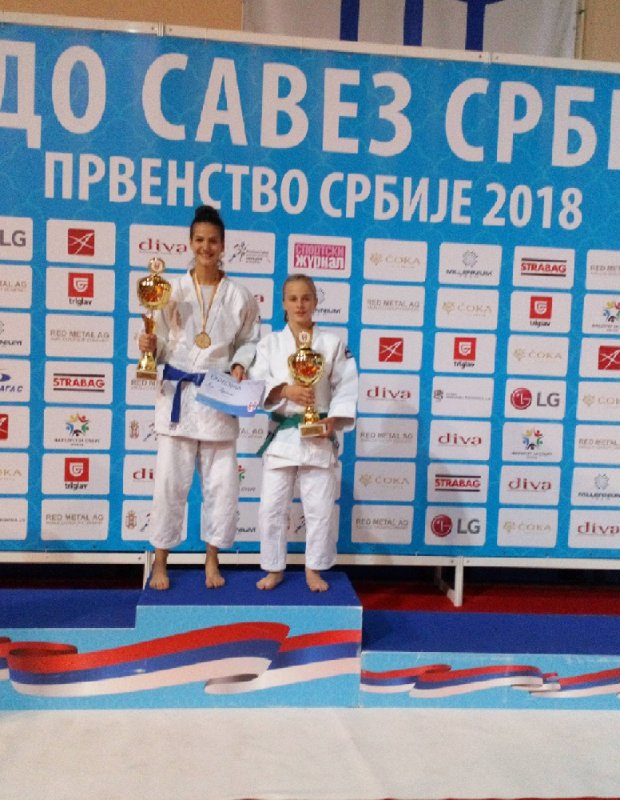 Lazar Stanković uspešan na Prvenstvu Srbije za pionire