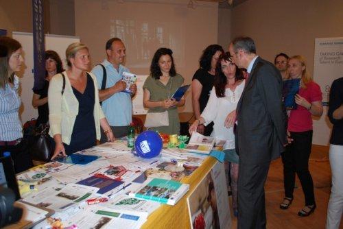 Učešće aleksinčana na sajmu EU projekata