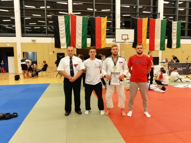Filip Trajković osvojio zlato na evropskom takmičenju