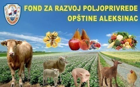 Javni Konkurs Fonda za razvoj poljoprivrede