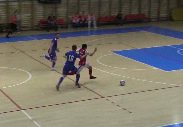Алексинац направио сензацију и срушио Црвену звезду за четвртфинале Купа (Видео)