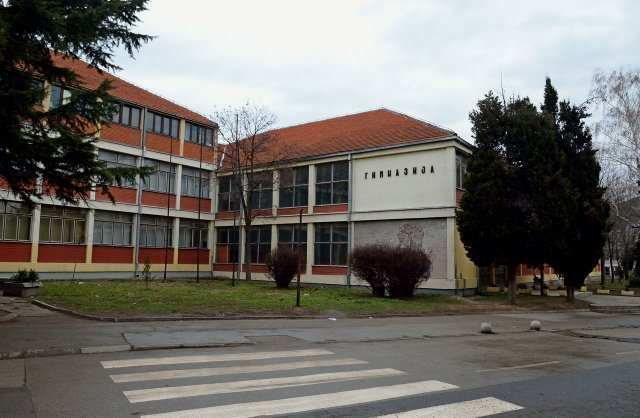Aleksinačka gimnazija, foto: Info-G