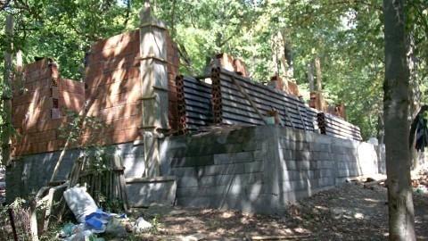 Мештани Глоговице граде црквени дом