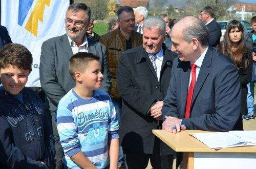 """Otvaranjem ekspoziture u Gradetinu nastavljena akcija """"52 pošte za 52 nedelje"""""""
