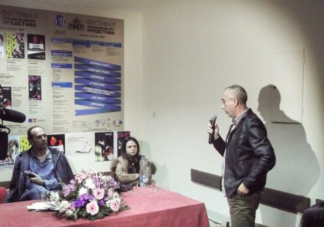 I treće veče PIP-a obeležio je Sergej Trifunović