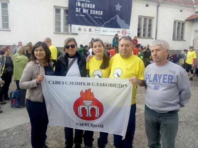 Humanitarni pohod na Tupižnicu
