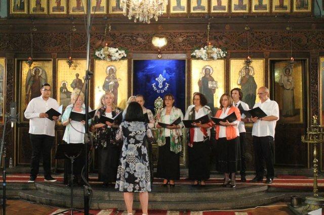 Pevnica uspešna na Međunarodnom festivalu pravoslavne muzike
