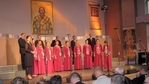 Crkveni hor Sv. Nikola uspešno nastupio na Muzičkom ediktu u Nišu