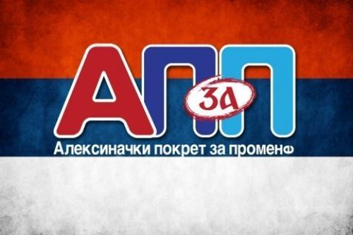 Алексиначки покрет за промене не учествује на изборима