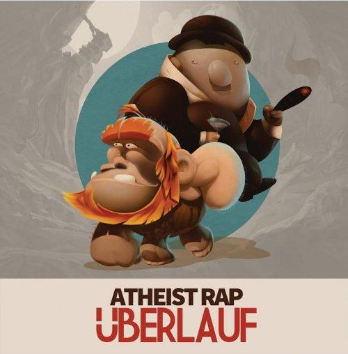 Atheist Rap Überlauf