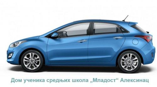 Нова ауто куповина - Hyundai i30