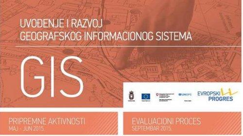 Odobren projekat KLER-a za razvoj Geografskog informacionog sistema