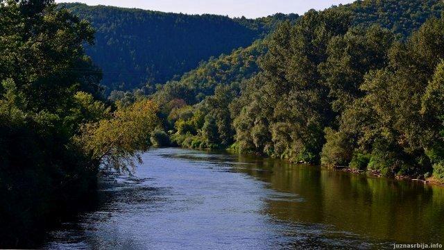 Opao nivo Južne Morave kod Đunisa, prohodan put prema Kruševcu
