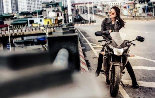 """Aкција """"Безбедни градски мотоциклиста"""""""