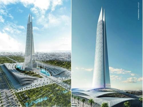 Najviši neboder u Africi će u stvari biti Oko Saurona