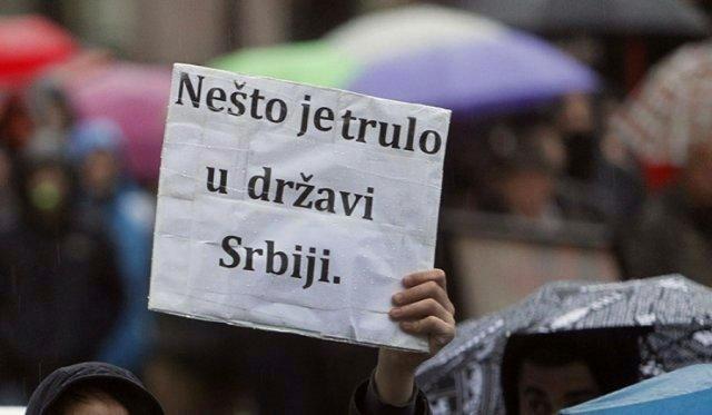 Да ли је нешто труло у држави Србији?