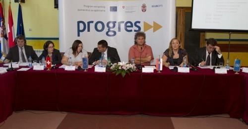 Progres: Drugi sastanak Upravnog odbora u Aleksincu 28. oktobra