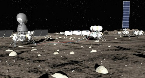 Ruska kompanija želi da napravi bazu na Mesecu
