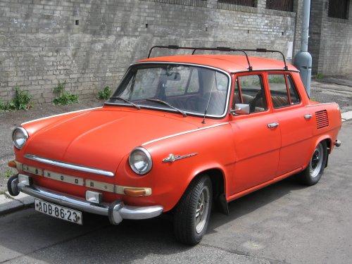 """Skup ljubitelja automobila """"Škoda"""""""