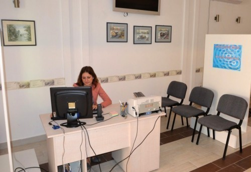 Отворен информативни центар за особе са инвалидитетом