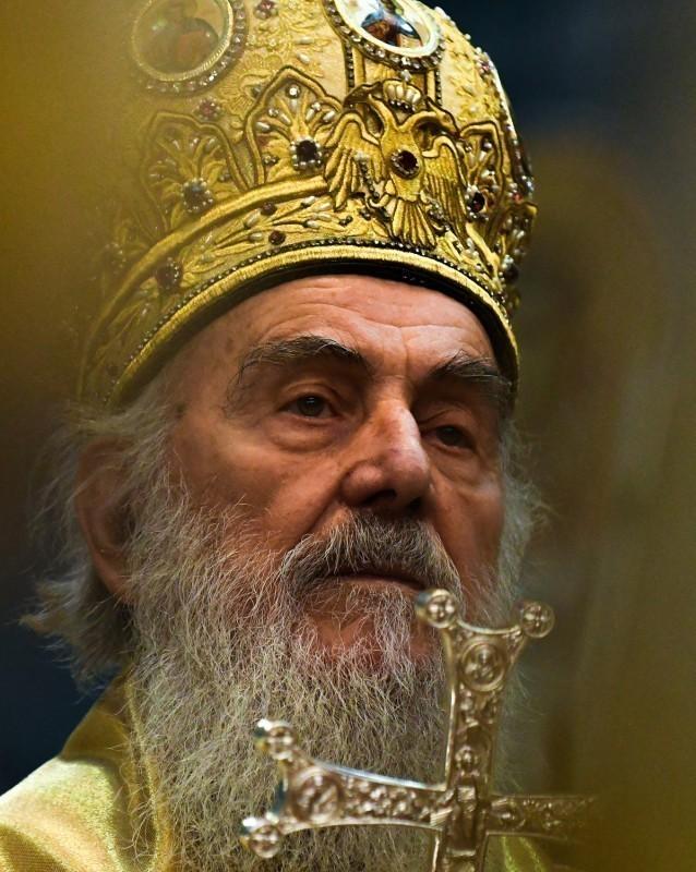 Патријарх Иринеј у манастиру Липовац
