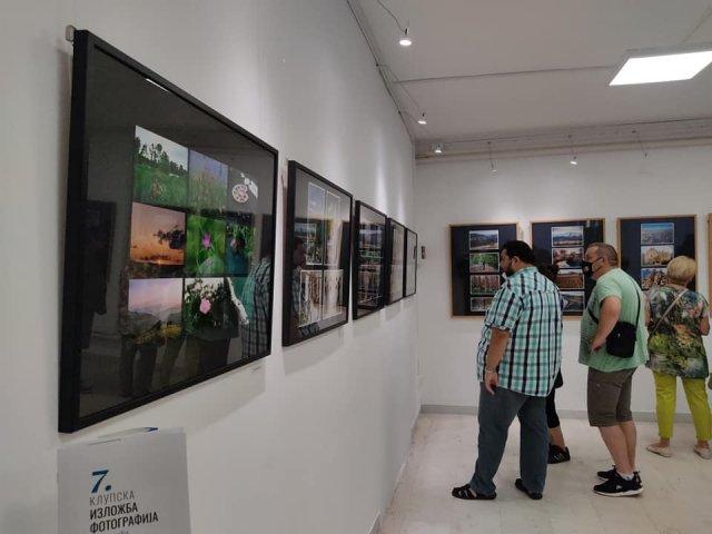Otvorena 7. izložba fotografija Foto kluba Aleksinac