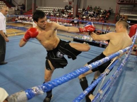 Prvenstvo Srbije u kik boksu u Aleksincu