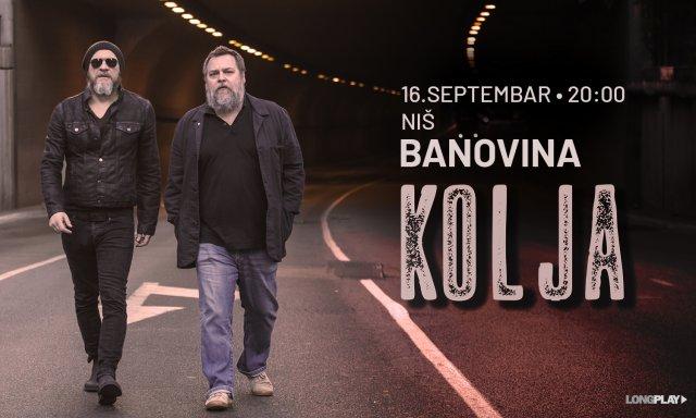 Коља и Гробовласници у Нишу 16. септембра