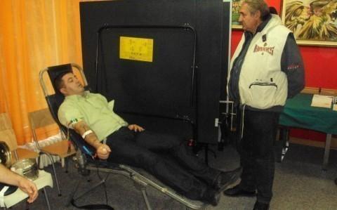 Успешна акција добровољног давања крви у Дому у Кулини