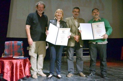 Boda Ninković, Vesna Aleksić, Nenad Stanković, Peđa Trajković