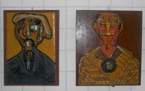 Izložba Bratislava Krstića - Akvareli i predmeti