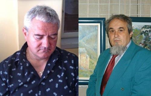 Tasić i Marković u Skadarskoj boemiji