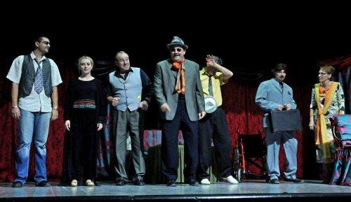 """Срђан најбољи глумац, публика наградила представу """"Кидај од свог брата"""""""
