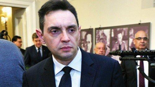 Александар Вулин, Фото: Тања Валић