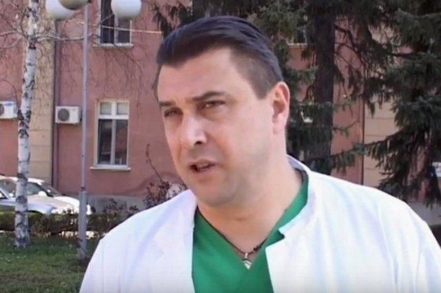 Александар Златић, познати лекар, погинуо на мотору у Моравцу