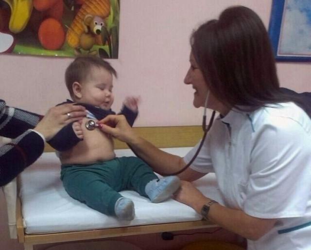 Novi pedijatar u Domu zdravlja Aleksinac